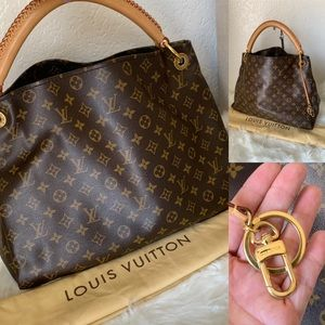 NEW Louis Vuitton Satchel